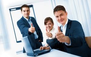 Рисунок сотрудников, которые закончили план бизнеса