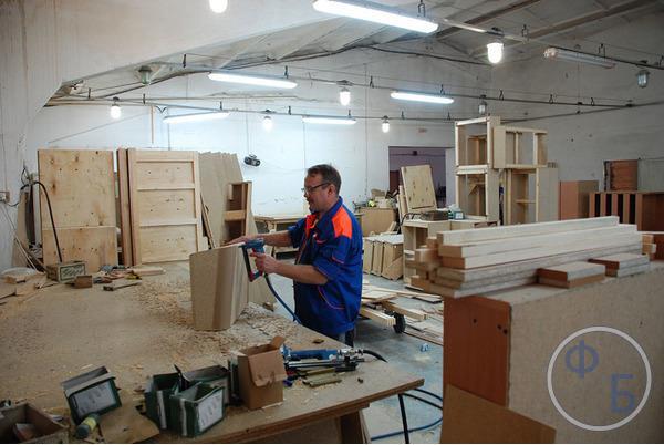 Производство корпусной и мягкой мебели в гараже
