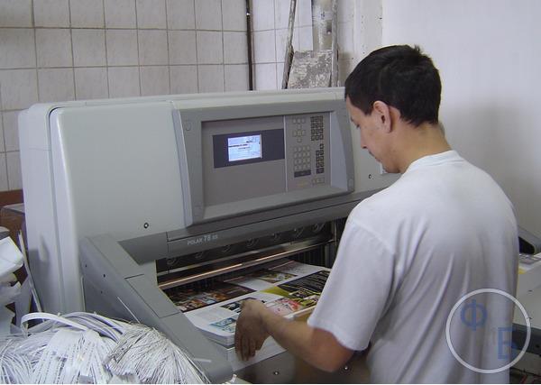 Мини-типография в гараже