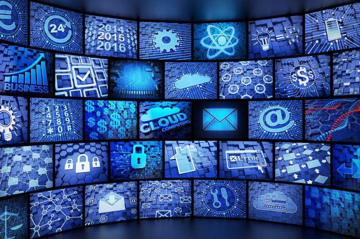 информационная система основные понятия определения