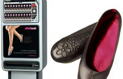 Вендинговый автомат обувь