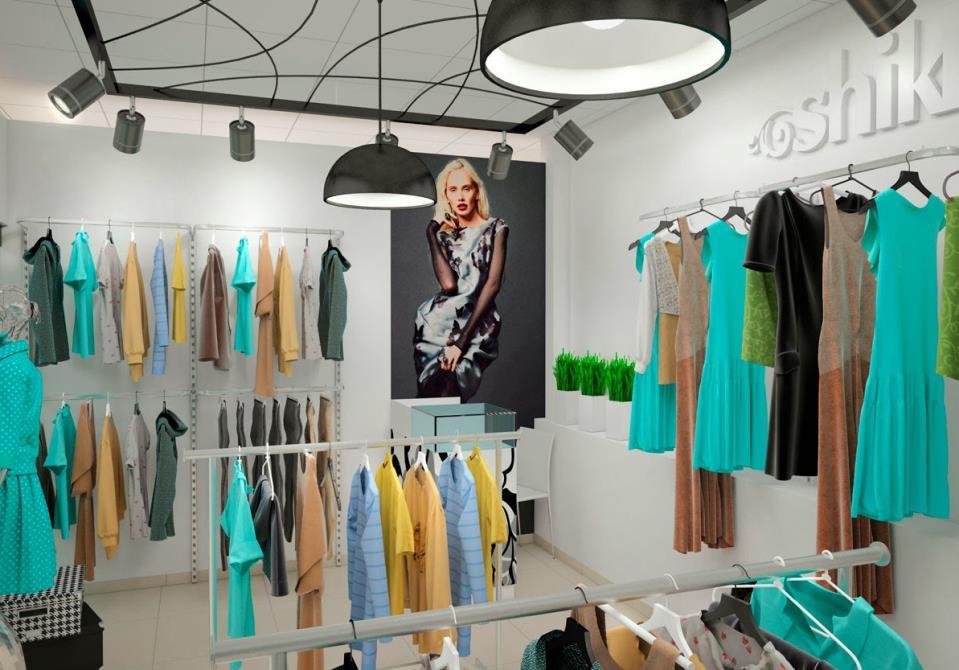 Как организовать бизнес на открытии магазина женской одежды