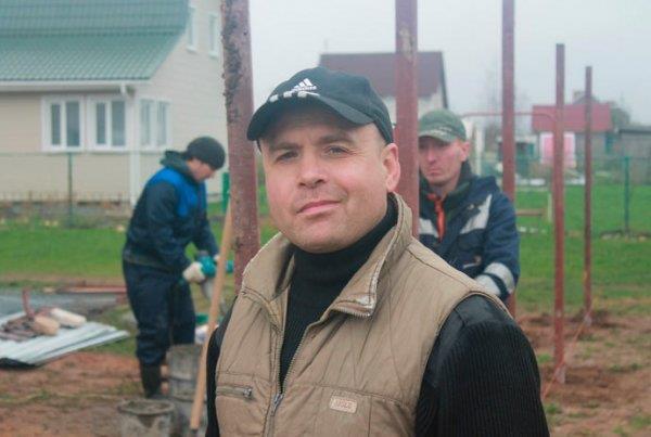 Монтаж заборов и ворот - интервью с Олегом Раковым