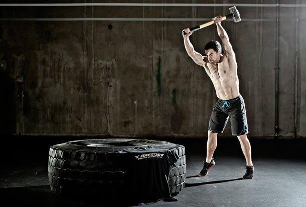 КроссФит - мегапопулярное направление фитнеса