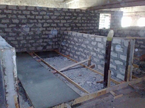 строительство свинарника и загонов