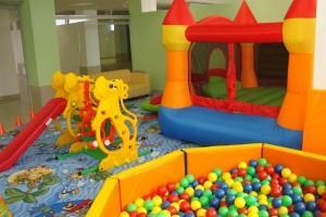 Бизнес-идея: игровая комната для детей