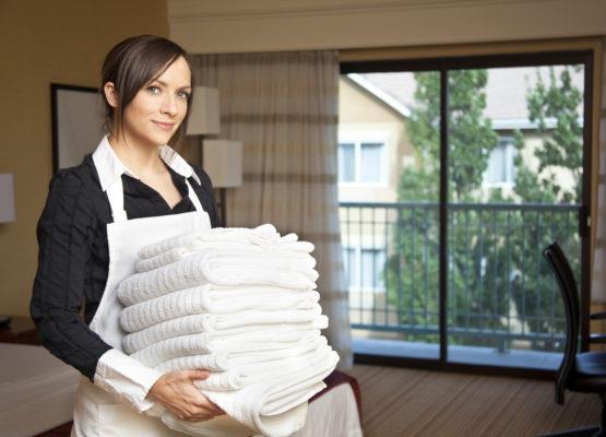 Персонал для хостела