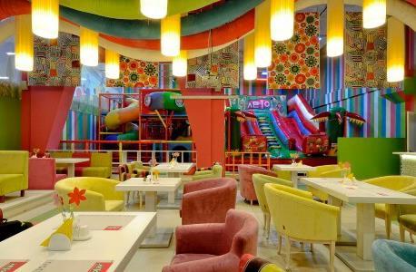 Какую мебель необходимо приобрести для организации бизнеса на детском кафе.