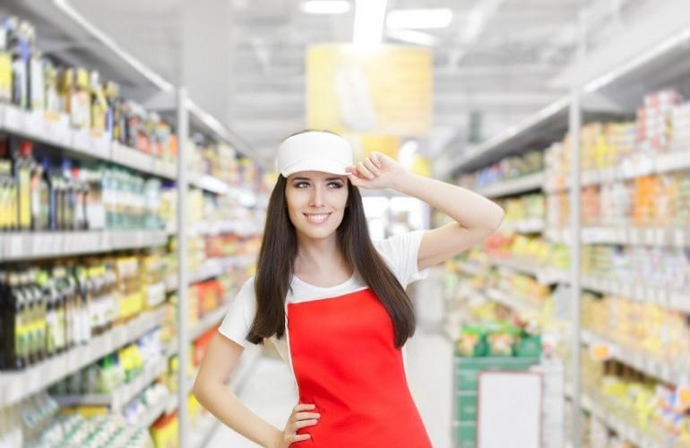 Продавец-консультант продуктового магазина