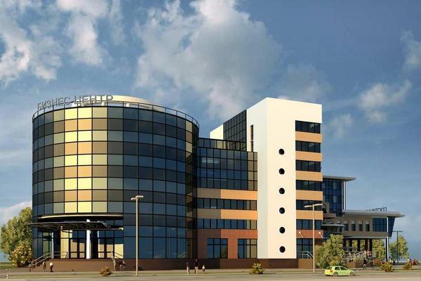 Проект бизнес-центра
