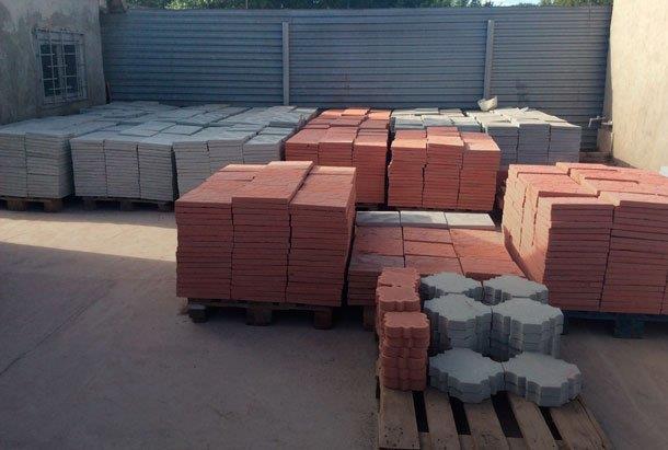 Как открыть прибыльное производство тротуарной плитки
