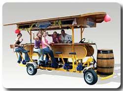 Бизнес идея № 1267. Бар на колесах