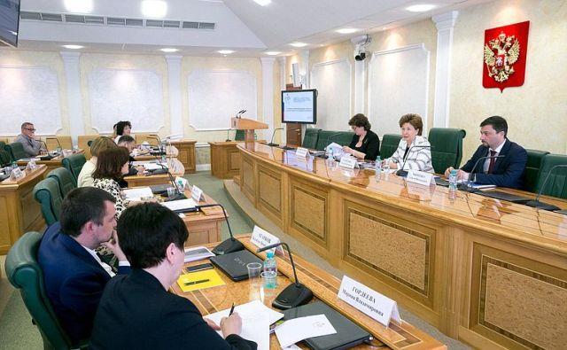 Заседание Совета по развитию социальных инноваций