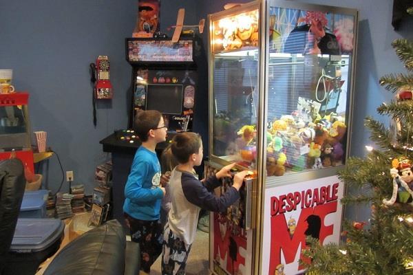 Автомат игрушек
