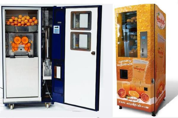 Фреш-автоматы