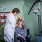 Частный кабинет окулиста, экспресс диагностика зрения
