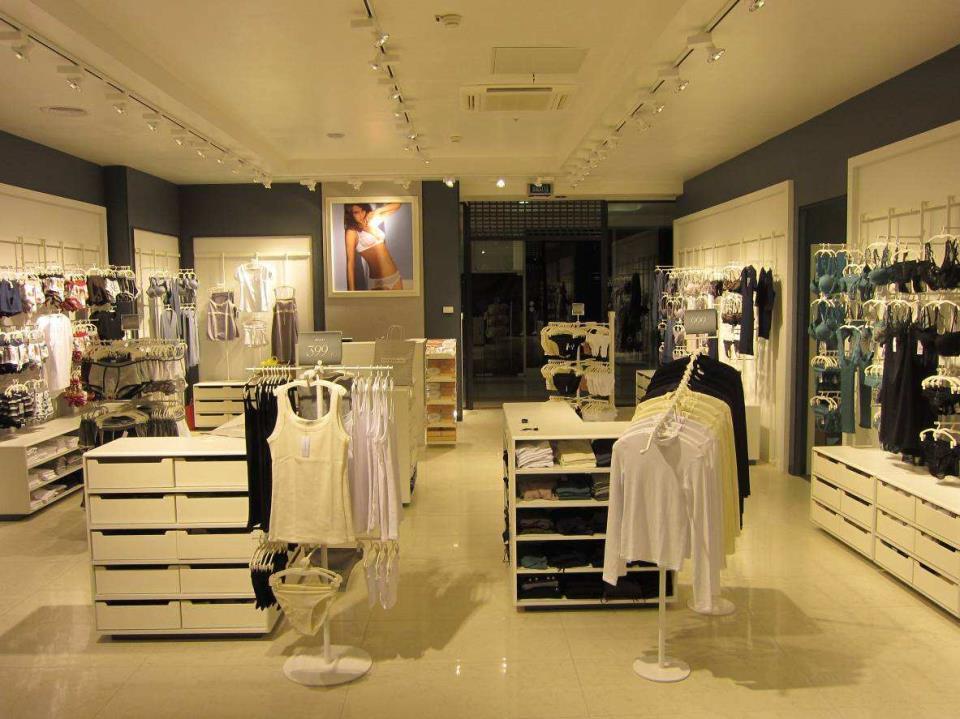 Помещение для магазина одежды