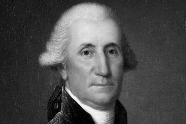 Джордж Вашингтон 22 февраля 1732 г