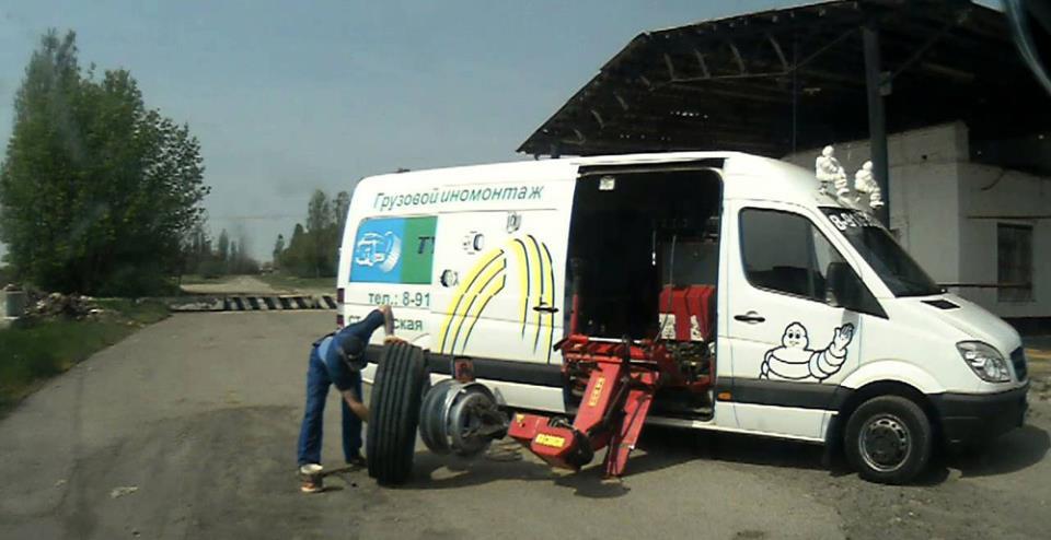 Идеи для бизнеса на колёсах: шиномонтаж