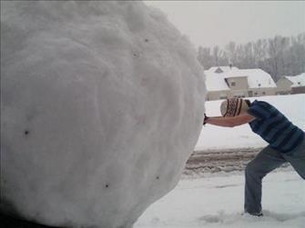 Принцип снежного кома: Чем дольше Вы его толкаете, тем дальше продвигаетесь назад!