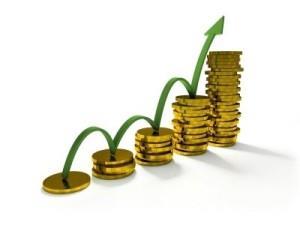 Рисунок увеличения прибыли путем накопления средств