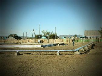 Спортивный центр с универсальным игровым залом, с.Токчин