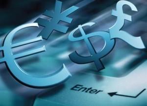 Изображение знаков валют