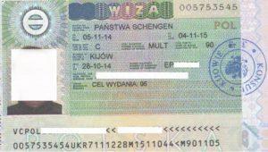 Шенгенская бизнес-виза