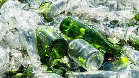 Бизнес по переработке стекла на