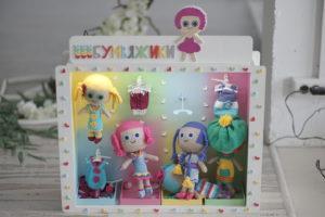 Продажа кукол ручной работы - Бумвяжиков