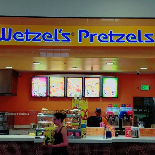 Франшиза Wetzel`s Pretzels в Воронеже