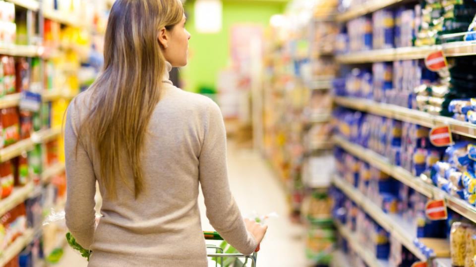 категории товара магазина розничной торговли