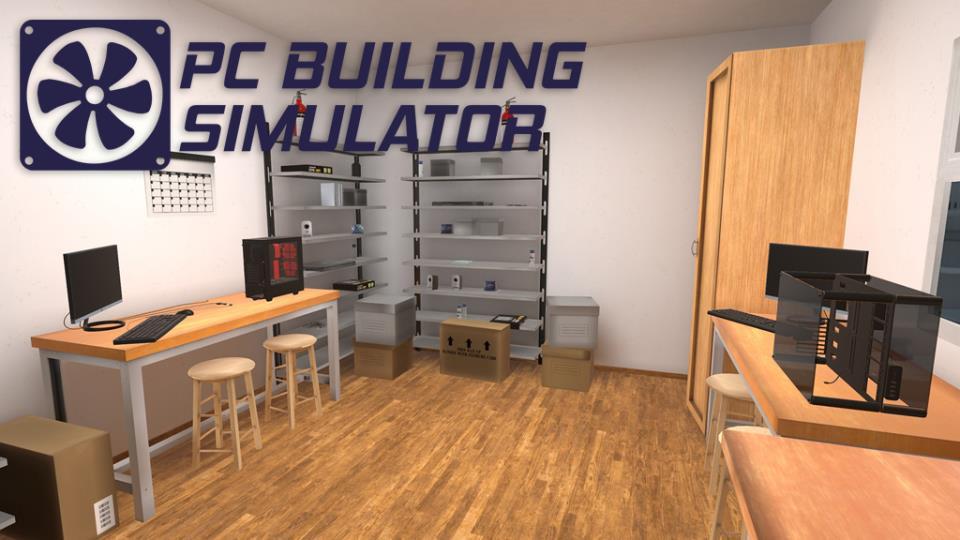 Pc Building Simulator прохождение