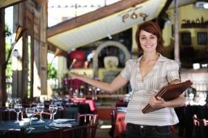 фото администратора в ресторане