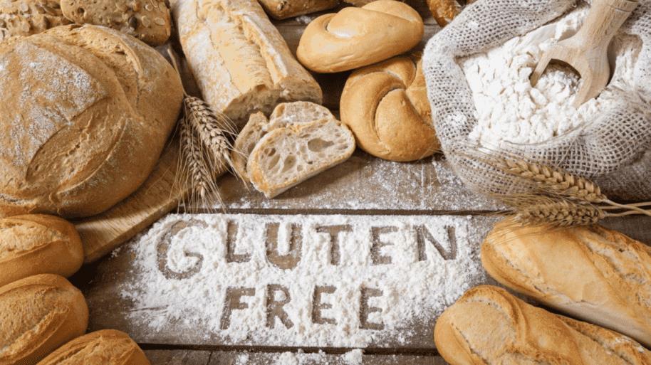 5. Продукты с надписью Gluten Free, «без глютена», все более популярны в Европе.