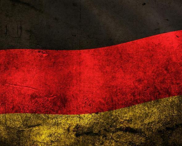 Флаг Германии!