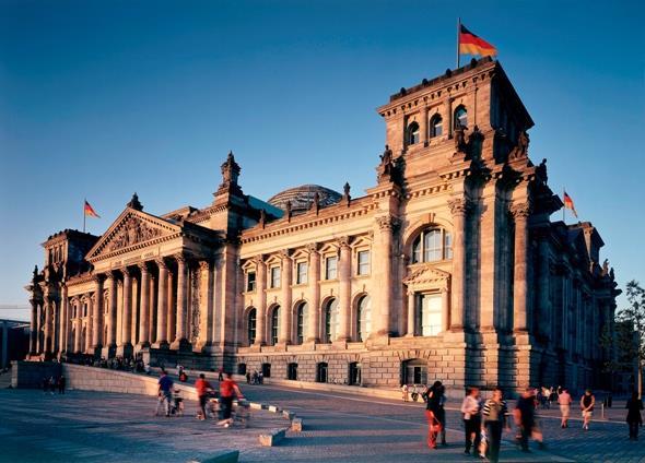 Рейхстаг в Берлине!