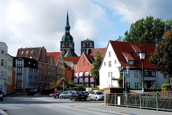 Город в Германии!