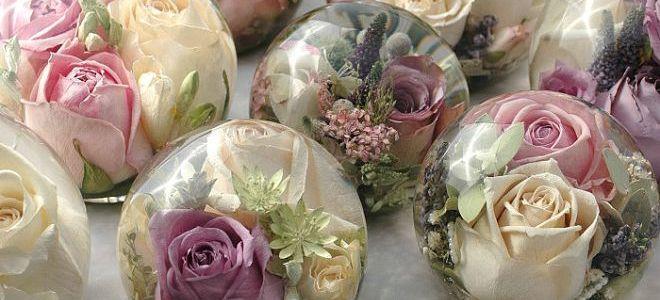 бизнес идея цветы в глицерине