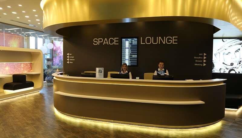 бизнес-залы «Космос» и «Mastercard» (терминал Е)