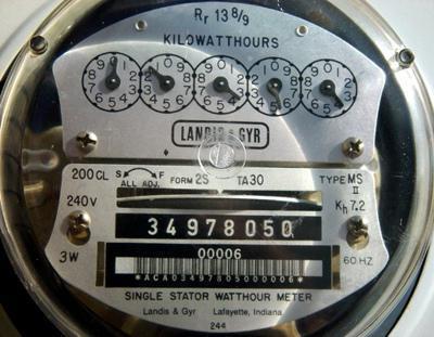 установить прибор учета электроэнергии