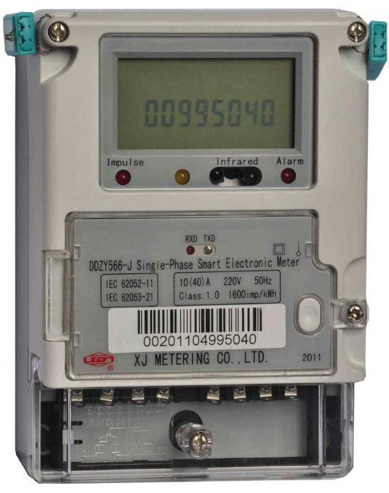 индивидуальный прибор учета электроэнергии