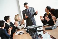 Главные качества бизнесмена: общительность и напористость