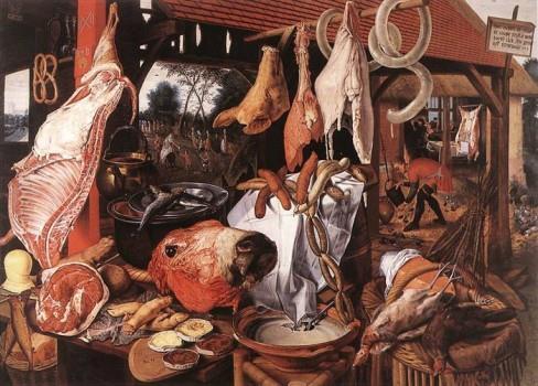 пример организации бизнеса на мясе