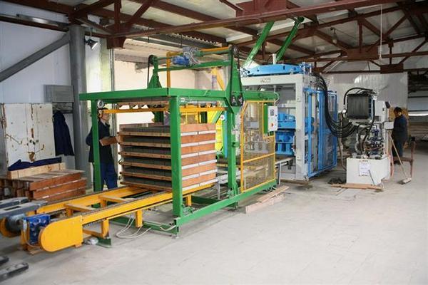 Производство стройматериалов