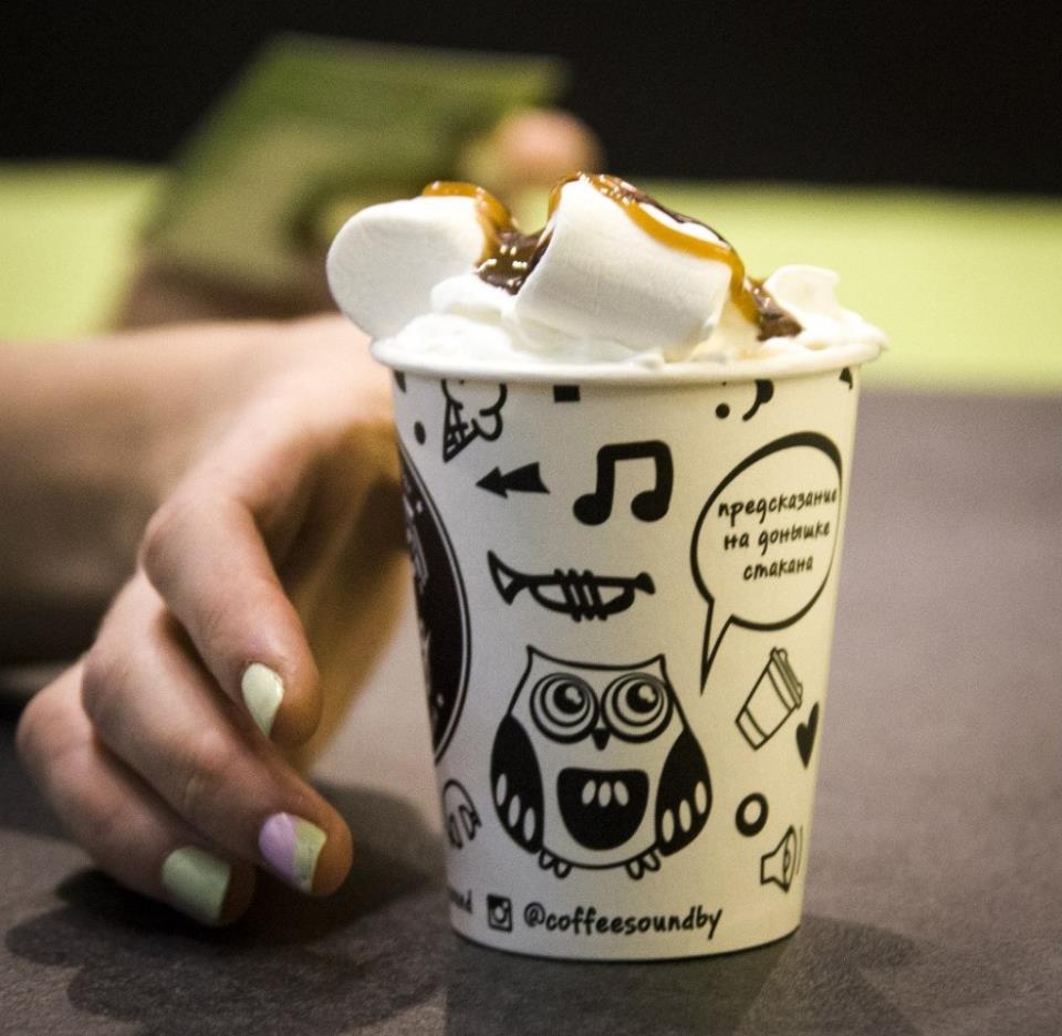 Каким бизнесом заняться в Беларуси - франшиза кофеен Кофе Саунд