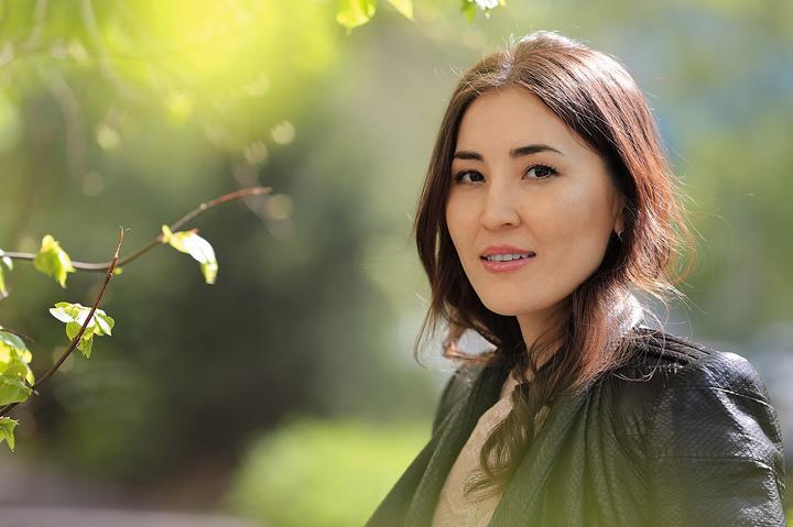 Сания Габдуллина — представитель бренда Organic Religion вКазахстане