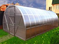 Выращивание овощей в теплицах