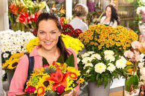 Бизнес по продаже цветов
