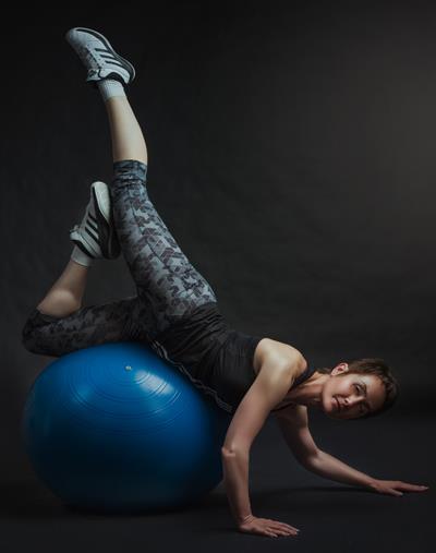 История Ефриковой Татьяны, фитнес-студия «Александрия»